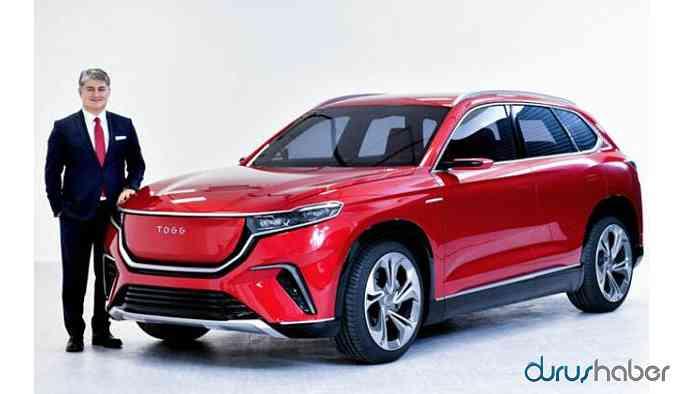 Motoru Bosch'tan, pili Çin'den; 'yerli otomobil'in CEO'sundan fiyat hakkında açıklama