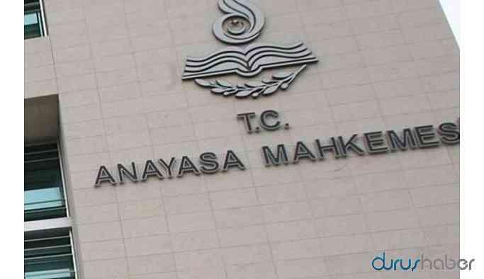 Anayasa Mahkemesi'den 6 siyasi parti hakkında suç duyurusu