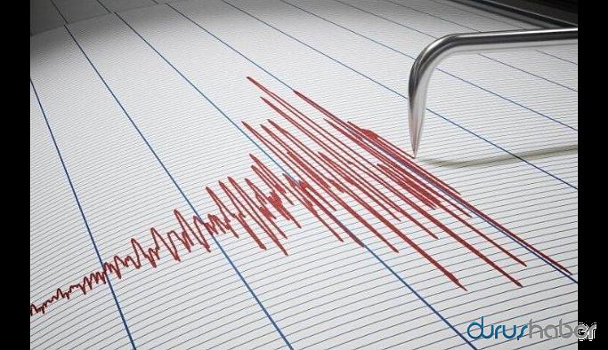 Akdeniz'deki deprem korkuttu
