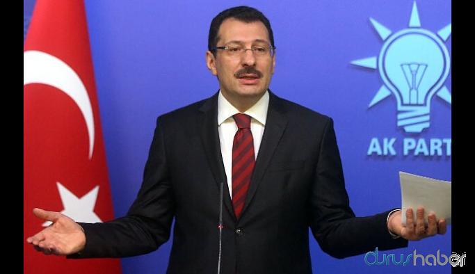 AKP'li Yavuz: 'Hiçbir şey olmamış ise kesinlikle bir şey oldu' dediğimi ispatlarsanız istifa edeceğim