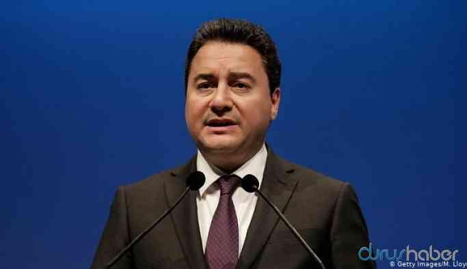 Ali Babacan'dan HDP kongresine mesaj!
