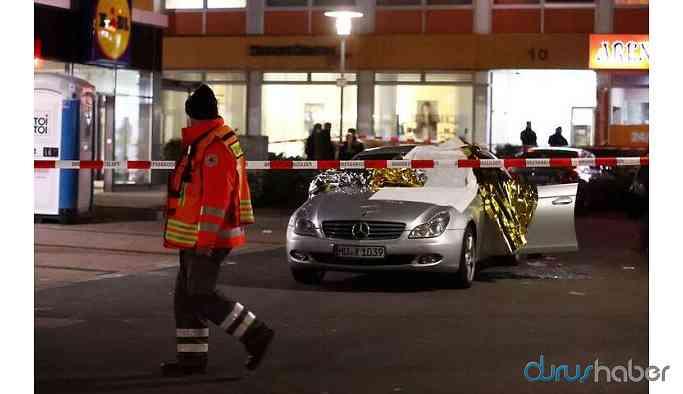 Almanya'da iki ayrı kafeye silahlı saldırı: Ölü sayısı 11'e yükseldi!