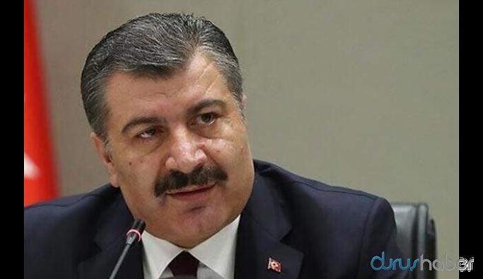 Sağlık Bakanı Koca: 6 kişi Wuhan'dan Türkiye'ye dönmekten vazgeçti