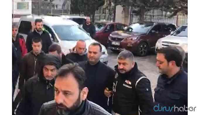 Belediye Başkan Yardımcısı zimmetten tutuklandı