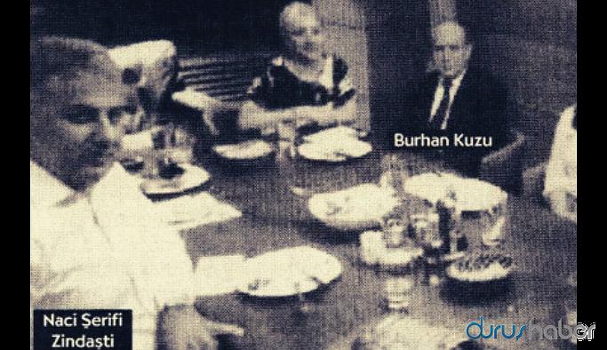 Uyuşturucu baronunun tahliyesinde Burhan Kuzu şüphesi!