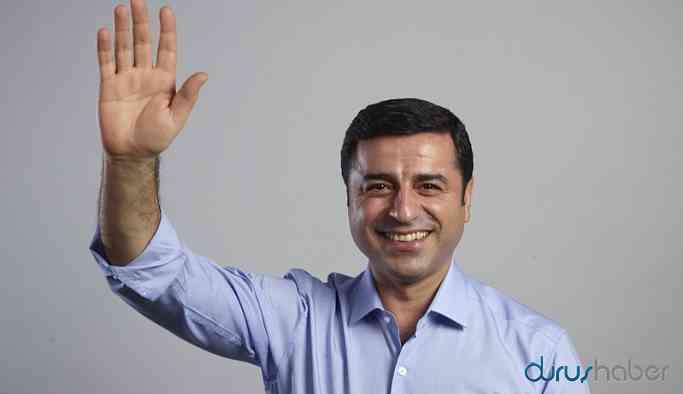 Selahattin Demirtaş'tan HDP kongresine çağrı