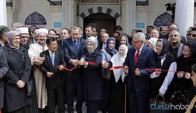 Erdoğan açılışı yaptı, arkadaşı 3 milyon TL kazandı!