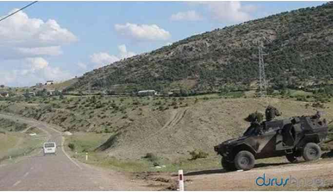 Diyarbakır-Batman kırsalında askeri operasyon
