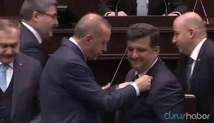 Erdoğan rozetlerini taktı! İşte partilerinden istifa eden 5 belediye başkanı!