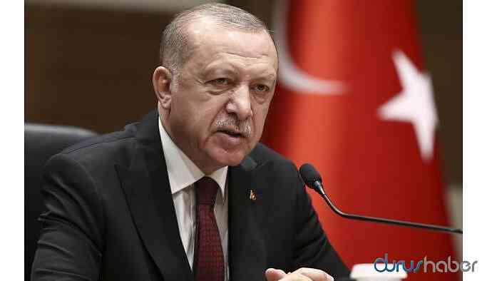 Cumhurbaşkanı Erdoğan'dan Suriye'ye tehdit!