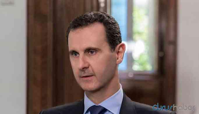 Erdoğan, Suriye yönetimine süre vermişti! Esad'dan sert açıklama geldi!