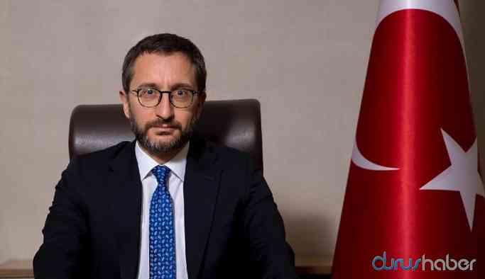 Cumhurbaşkanlığı'ndan Kılıçdaroğlu'na 'FETÖ'nün siyasi ayağı Erdoğan' yanıtı