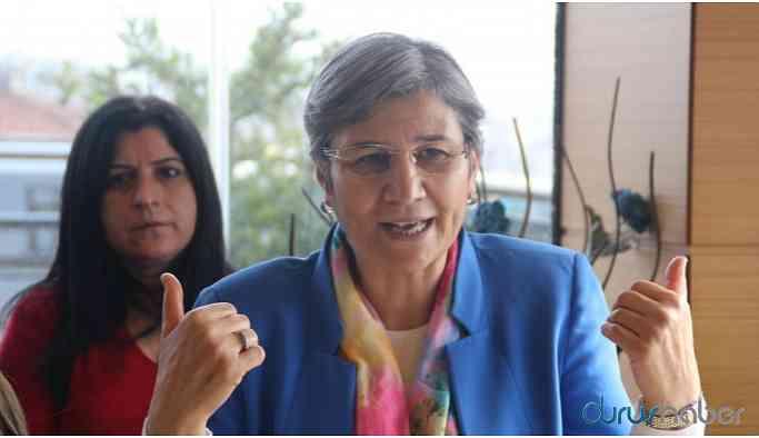 Leyla Güven: Kürtler statüsüz yaşamayı kabul etmeyecek