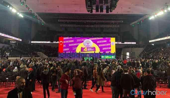 HDP'nin 4'üncü Olağan Kongresi başladı!