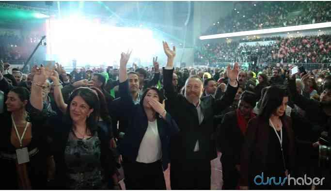 HDP'de parti yönetiminin belirlenmesinde iki dönem kuralına ilişkin karar!