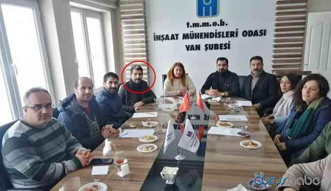 HDP'li Milletvekili yalan haberlere fotoğraflarla cevap verdi