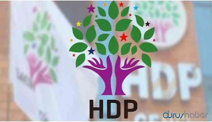 HDP MYK toplantısı başladı