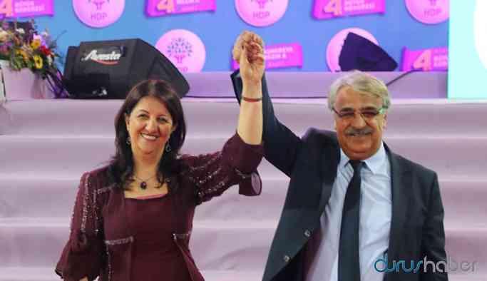 HDP'nin 4. Olağan Kongresi tamamlandı! Eş genel başkanlar belli oldu!