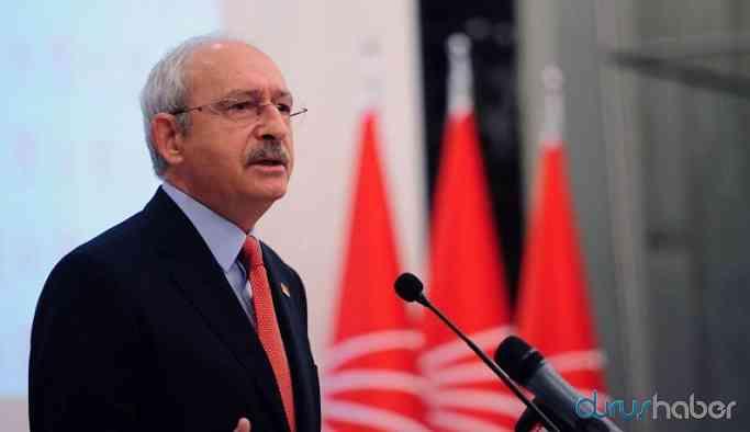 Kılıçdaroğlu açıkladı! İşte CHP iktidara gelince yapılacak ilk şey