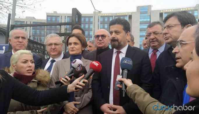 Kılıçdaroğlu'nun avukatı montaj belgelerini sundu: Bundan sonra Erdoğan düşünsün