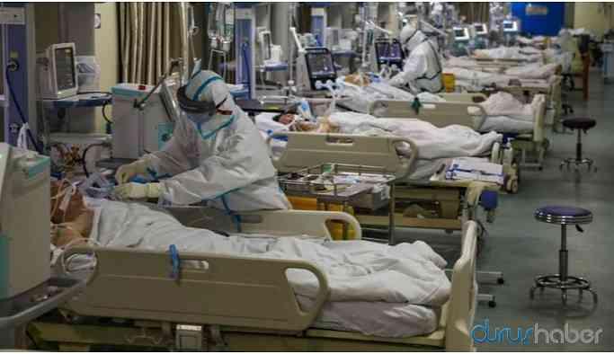 Çin'den korkutan coronavirüs açıklaması!