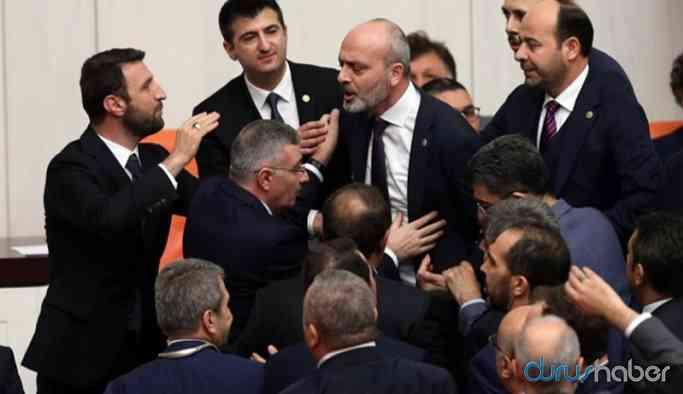 Meclis'te gerginlik! 'Az yiyin beyler' sözü AKP'li vekilleri kızdırdı
