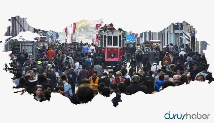 Resmi rakamlar açıklandı! İşte Türkiye'nin yeni nüfusu