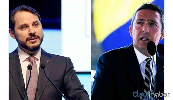 Rıdvan Dilmen: Berat Bey, Ali Koç'un ricasını bir saatte halletti