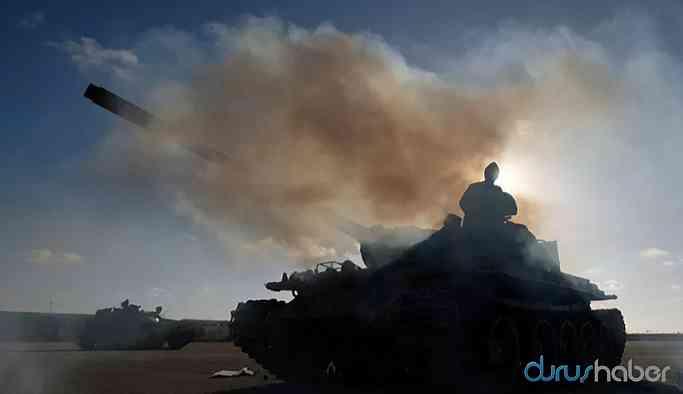 Sky News: Libya'da 16 TSK mensubu yaşamını yitirdi