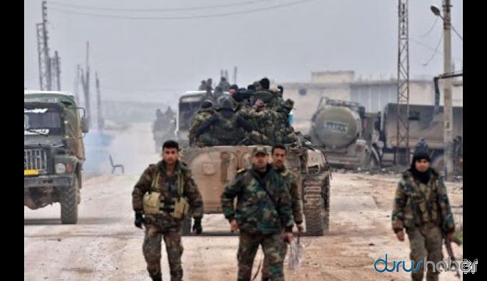 Suriye Ordusu stratejik yolun kontrolünü sağladı!