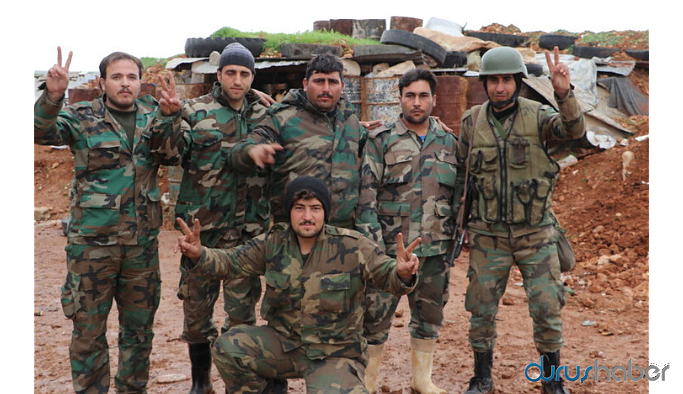 Suriye Ordusu İdlib'de geri çekildiği yeri geri aldı