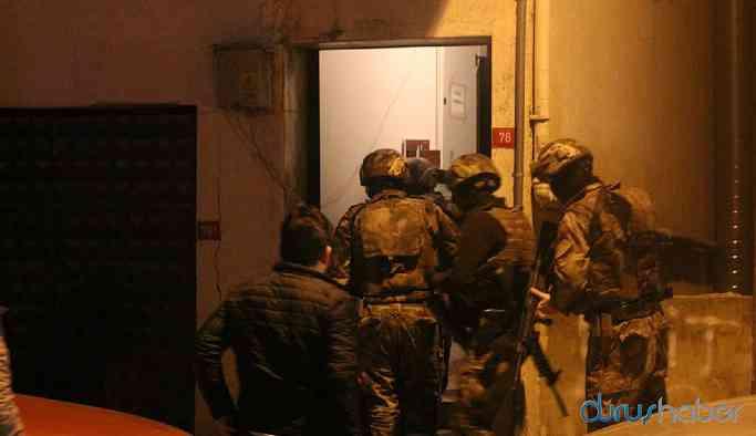 Mafya lideri İstanbul'da yakalandı