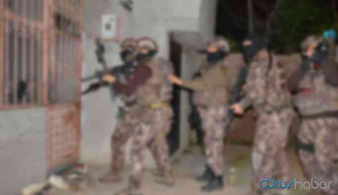 Urfa'da 13 gözaltı