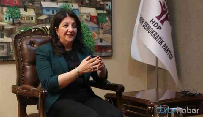 Pervin Buldan: Yeni bir seçimde Türkiye'yi yönetmeye aday partiyiz