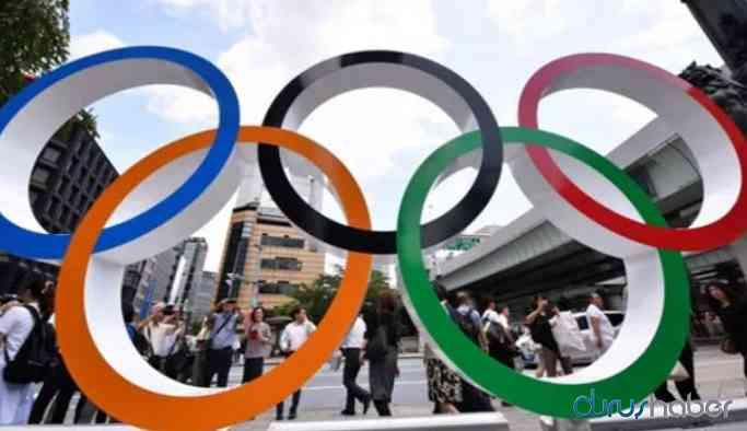 2020 Tokyo Olimpiyatları bir yıl ertelendi