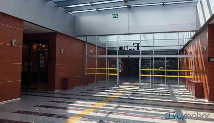 Adliye personelinin test sonucu pozitif çıktı… 4 mahkeme kapatıldı