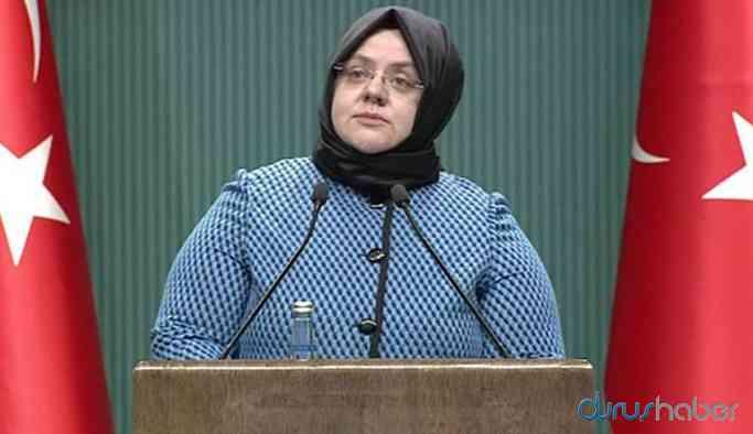 Aile Bakanı duyurdu: Asgari ücret desteği vereceğiz