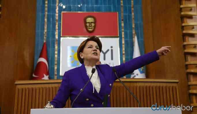 İYİ Parti Genel Başkanı Akşener: Moskova'da kazanan Rusya ve Esad oldu
