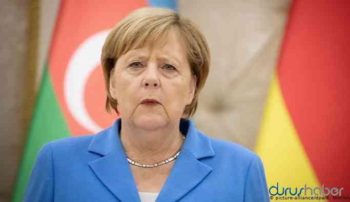 Almanya Başbakanı Merkel'in koronavirüs testi çıktı