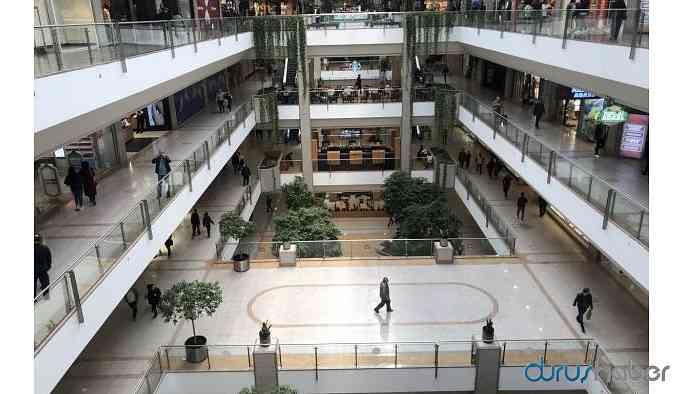 Alışveriş Merkezlerinin kapatılması yakın