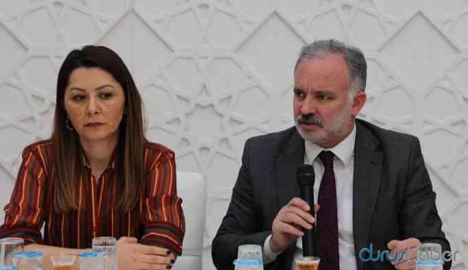 Ayhan Bilgen: Karalama kampanyalarına pabuç bırakmayacağız