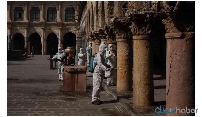 Ayrımcılık virüs dinlemedi: Camiler dezenfekte edildi, cemevi ve kiliseler edilmedi
