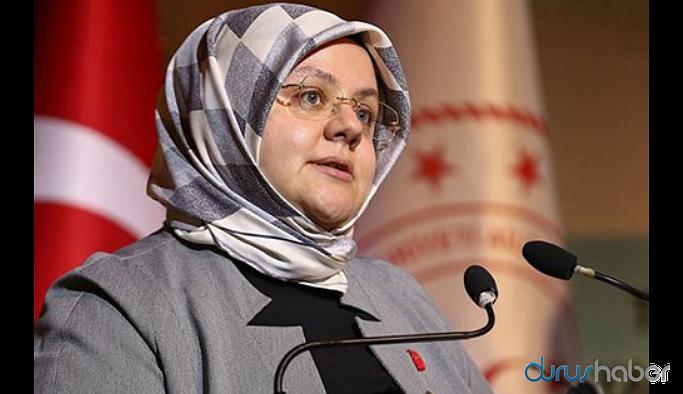 Aile Bakanı: 2 milyon haneye 1000'er lira destek verilecek