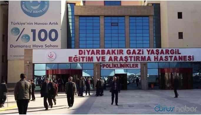 Diyarbakır'da coronavirüs testi yapılmaya başlandı