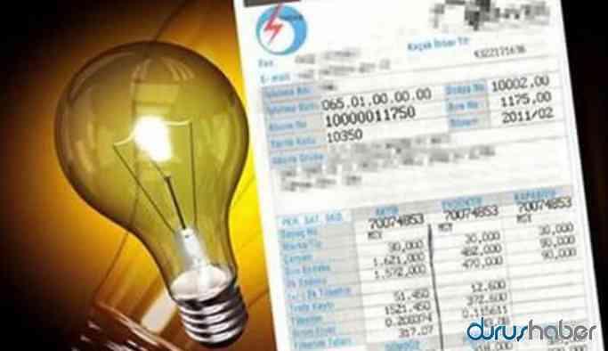 Elektrik fiyatlarına 3 ay zam yok