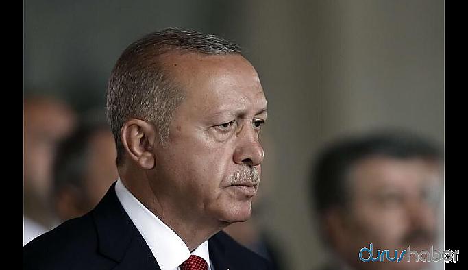 Bakanlarla görüntülü görüşme yapan Erdoğan'dan önemli açıklamalar
