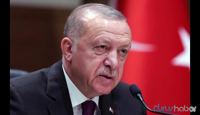 Erdoğan'dan coronavirüs mesajı