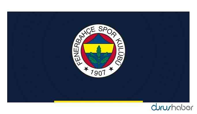 Fenerbahçe'den corona açıklaması: Bir futbolcuda coronavirüs bulgusuna rastlandı