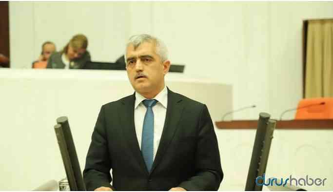 HDP'li vekil Gergerlioğlu: 'Sizi alkışlıyoruz' demekle bu iş çözülmez