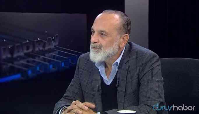 Sabah gazetesi yazarı Haşmet Babaoğlu'nun 'pislik' kazası